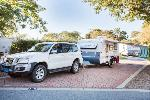 Discovery Holiday Parks Perth, Powered Site - Drive Thru