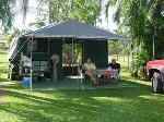 Cairns Coconut Holiday Resort, Powered Grass Site
