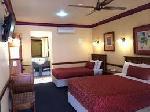 Dalby Homestead Motel, Deluxe Twin Hotel Room