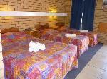 The Stagecoach Inn Motel, Family Hotel Room