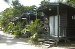 Cool Waters Holiday Park, Cedar Budget Cabin No Ensuite