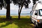 Orewa Beach Top 10 Holiday Park, Beachfront Powered Site