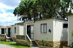 Orewa Beach Top 10 Holiday Park, Kitchen Cabin With Toilet 5 P