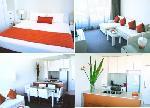 Milano Apartments Melbourne, 2 Bedroom 2 Bathroom Apartment