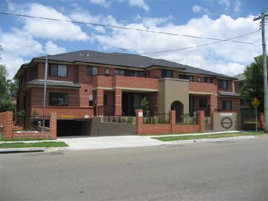 Parkside Apartments Parramatta