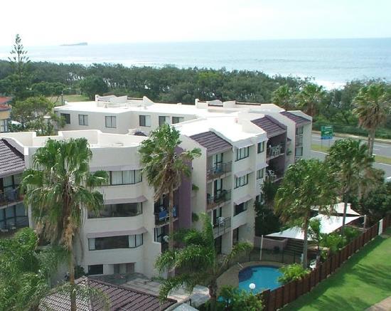 Mylos Holiday Apartments