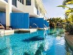 Oaks Lagoons, Swimout Hotel Room No Cancel