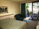 El Lago Waters Hotel, Poolside Room