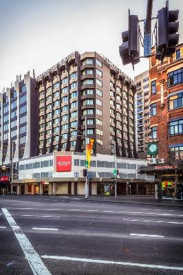 Rendezvous Studio Hotel Sydney Central