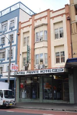 Central Private Hotel City Sydney Hotels At Not1night