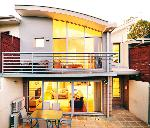 Coffs Beach Houses, 3 Bedroom Townhouse Kbay 5