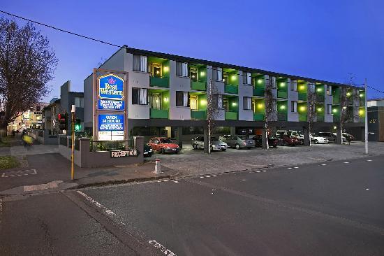 Melbournes Princes Park Motor Inn