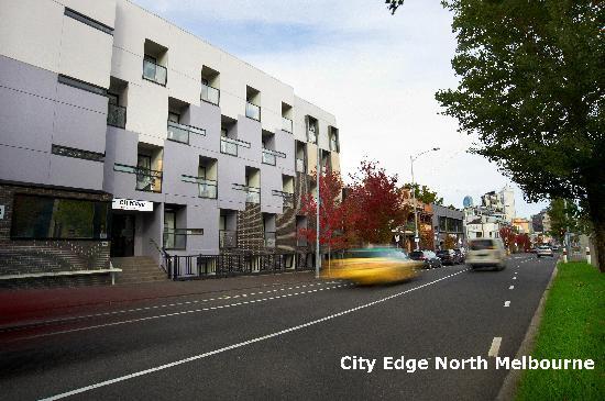 City Edge Apartment Hotel North Melbourne
