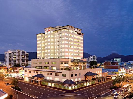Best Western Plus Cairns Central Apartments