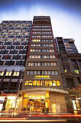 DoubleTree by Hilton Melbourne Flinders Street