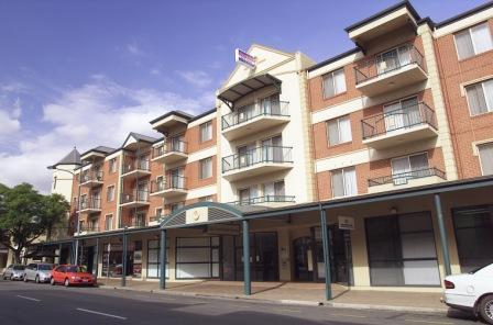 City South Apartments