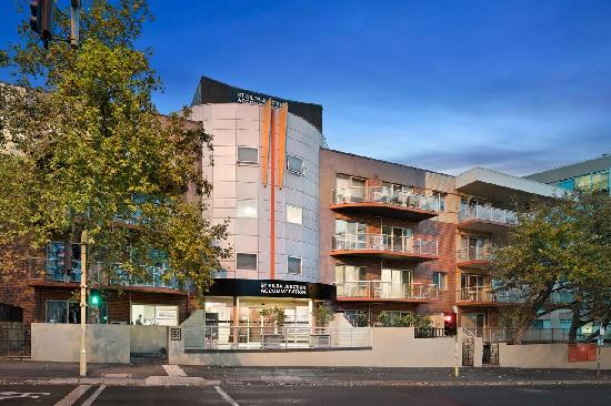InnStay Serviced Apartments